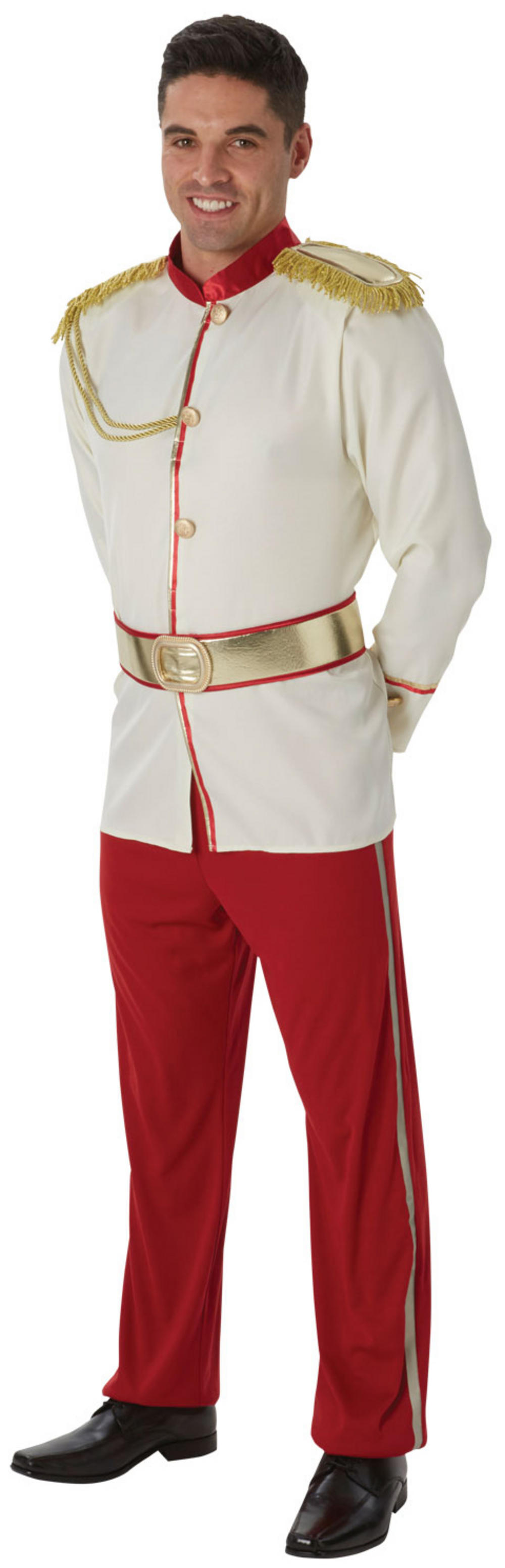 Prince Charming Mens Costume