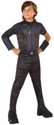 Hawkeye Civil War Boys Costume