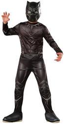 Black Panther Civil War Boys Costume