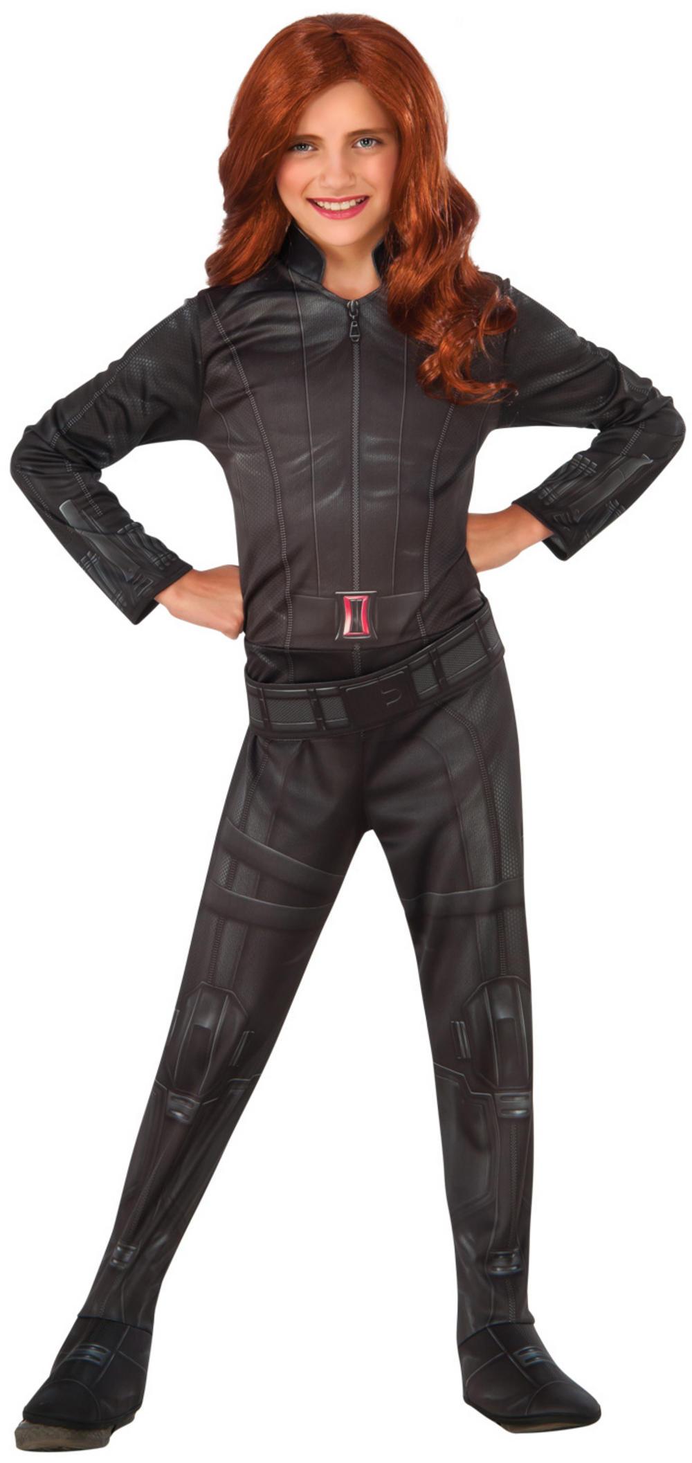 Black Widow Civil War Girls Costume