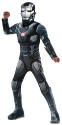 Deluxe War Machine Civil War Boys Costume