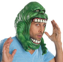 Slimer Ghostbusters Adults Mask