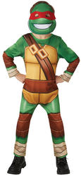 TMNT Half Shell Hero Boys Costume