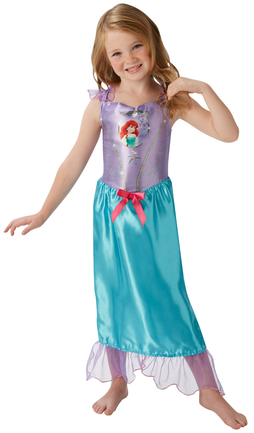 Fairytale Ariel Girls Costume  sc 1 st  Mega Fancy Dress & Fairytale Ariel Girls Costume | Letter