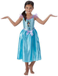 Fairytale Jasmine Girls Costume