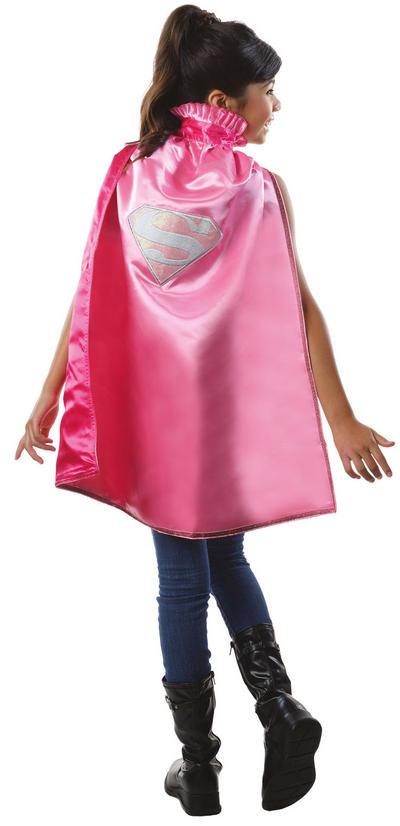 Supergirl Girls Cape
