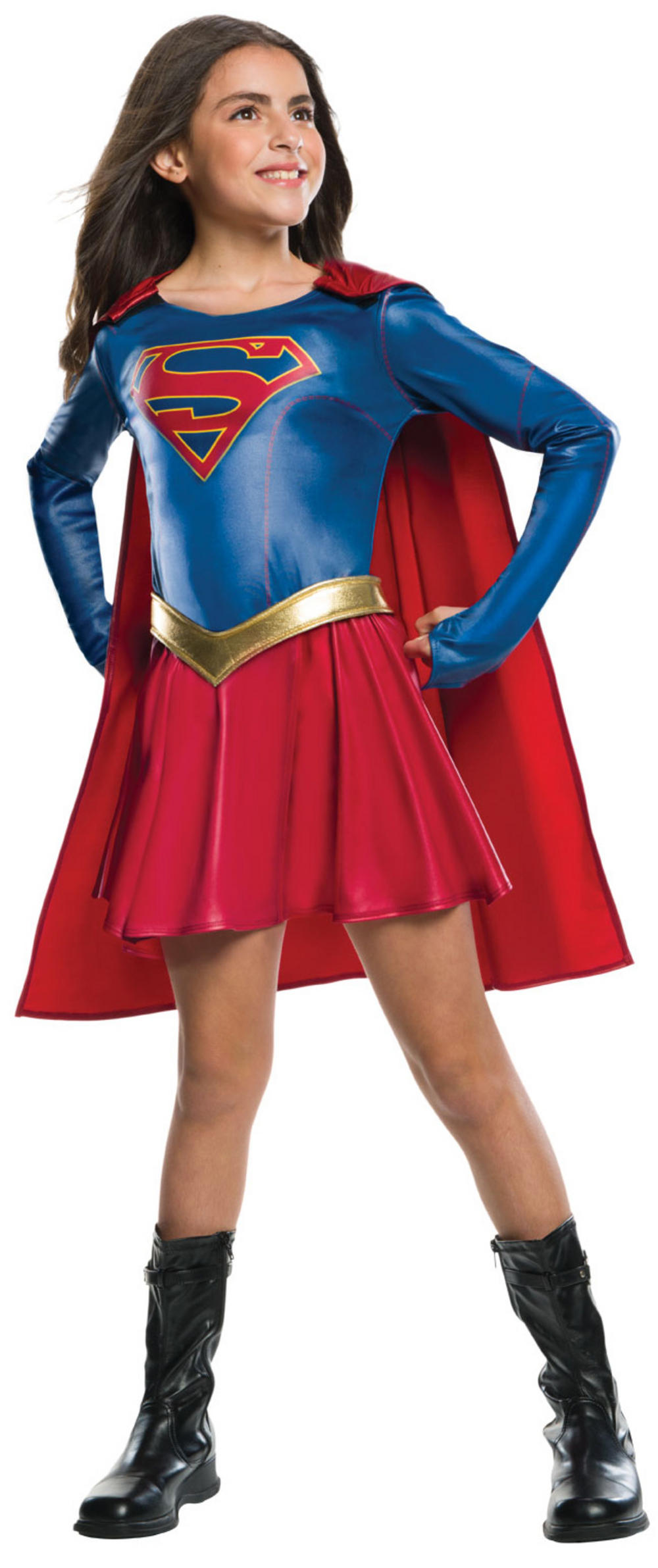 Supergirl TV Series Girls Costume