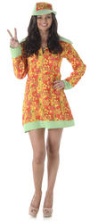 Groovy Girl Ladies Costume