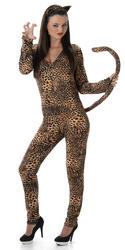 Snow Leopard Ladies Costume