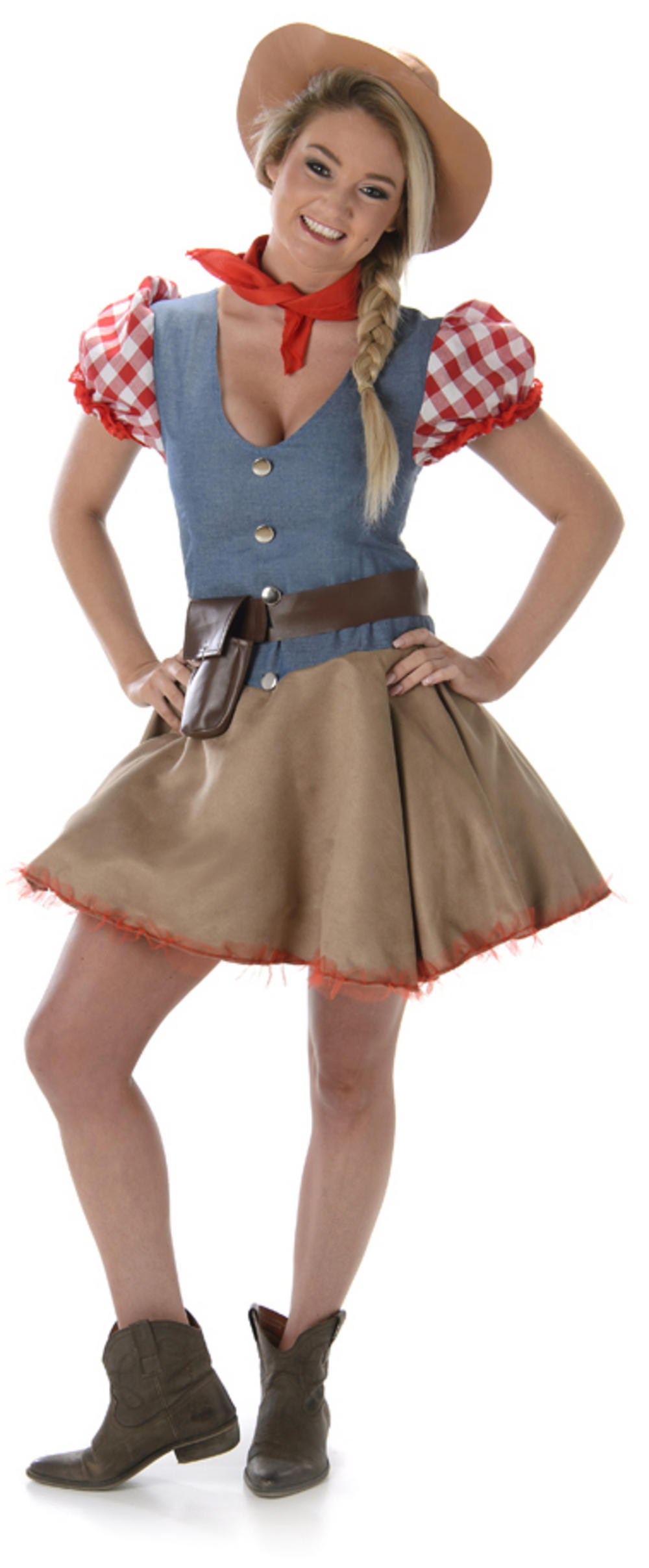 Rodeo Girl Ladies Costume