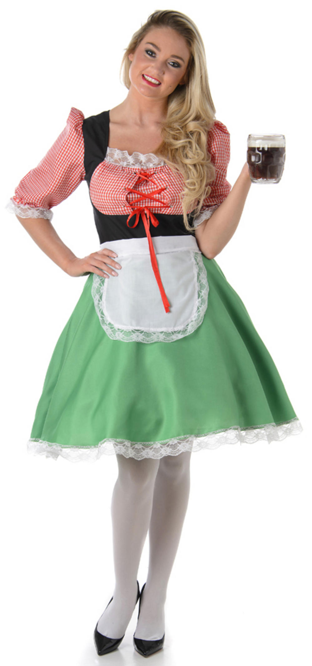 Bavarian Hostess Ladies Costume