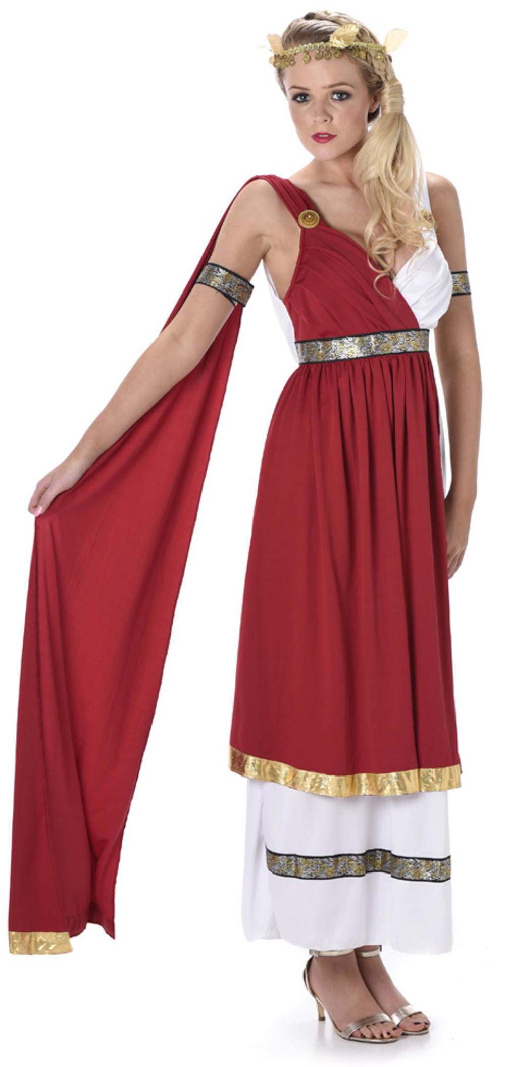 Roman Empress Ladies Costume All Ladies Costumes Mega