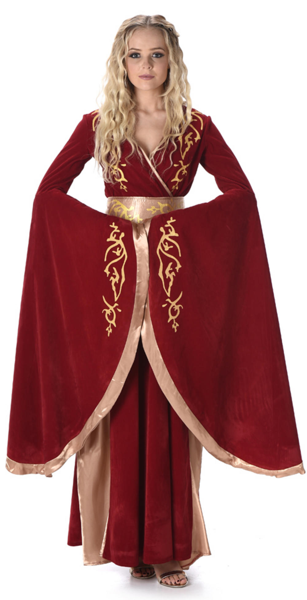 Fantasy Queen Ladies Costume