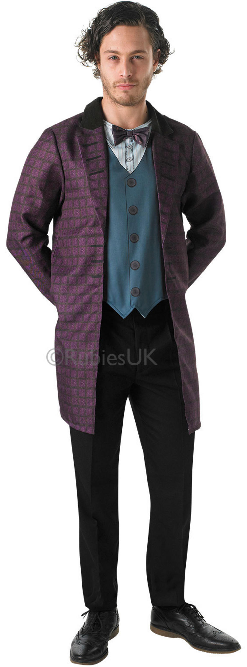 11th Doctor Who Mens Costume