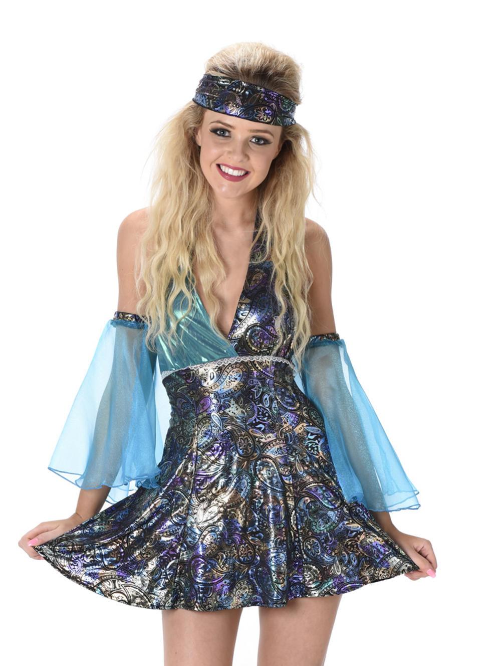 Funky Girl Ladies Costume All Ladies Costumes Mega