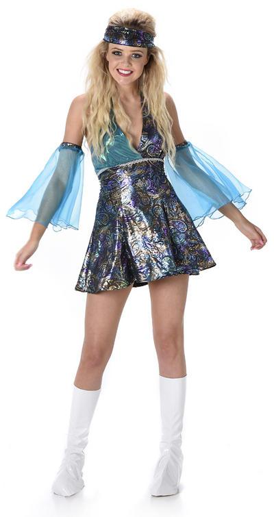 Funky Girl Ladies Costume