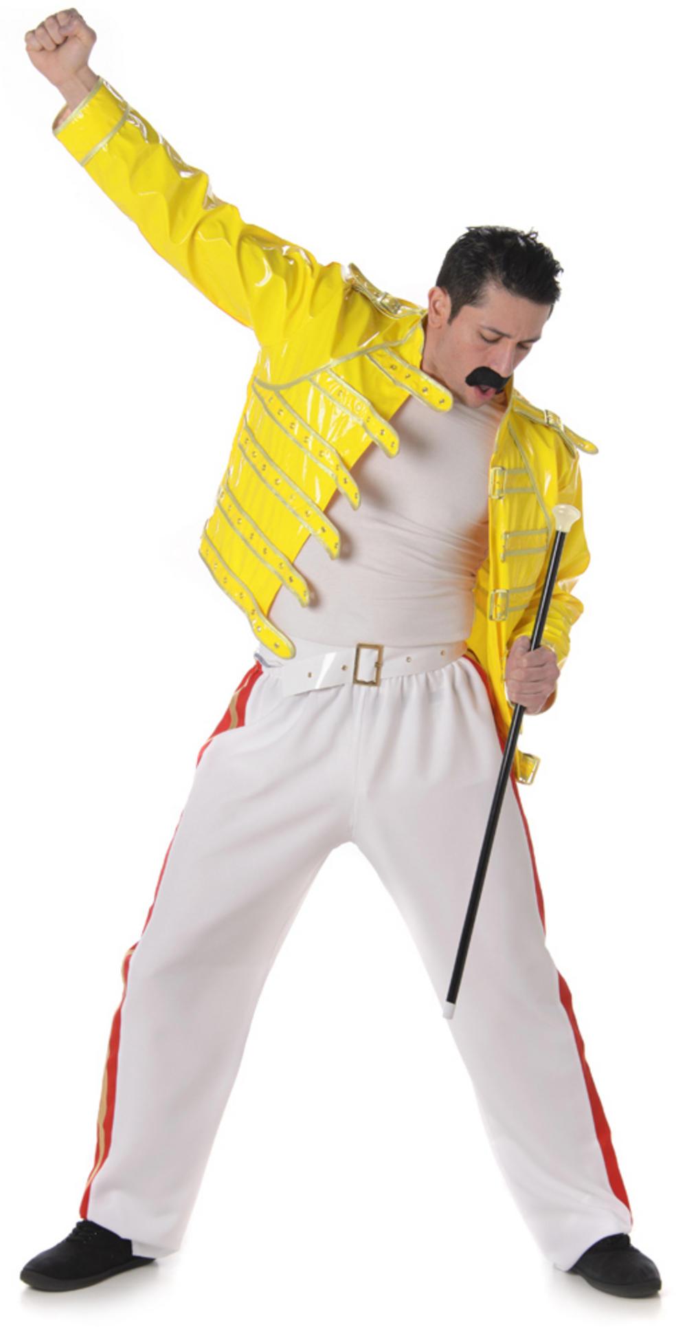 Rock Superstar Mens Costume