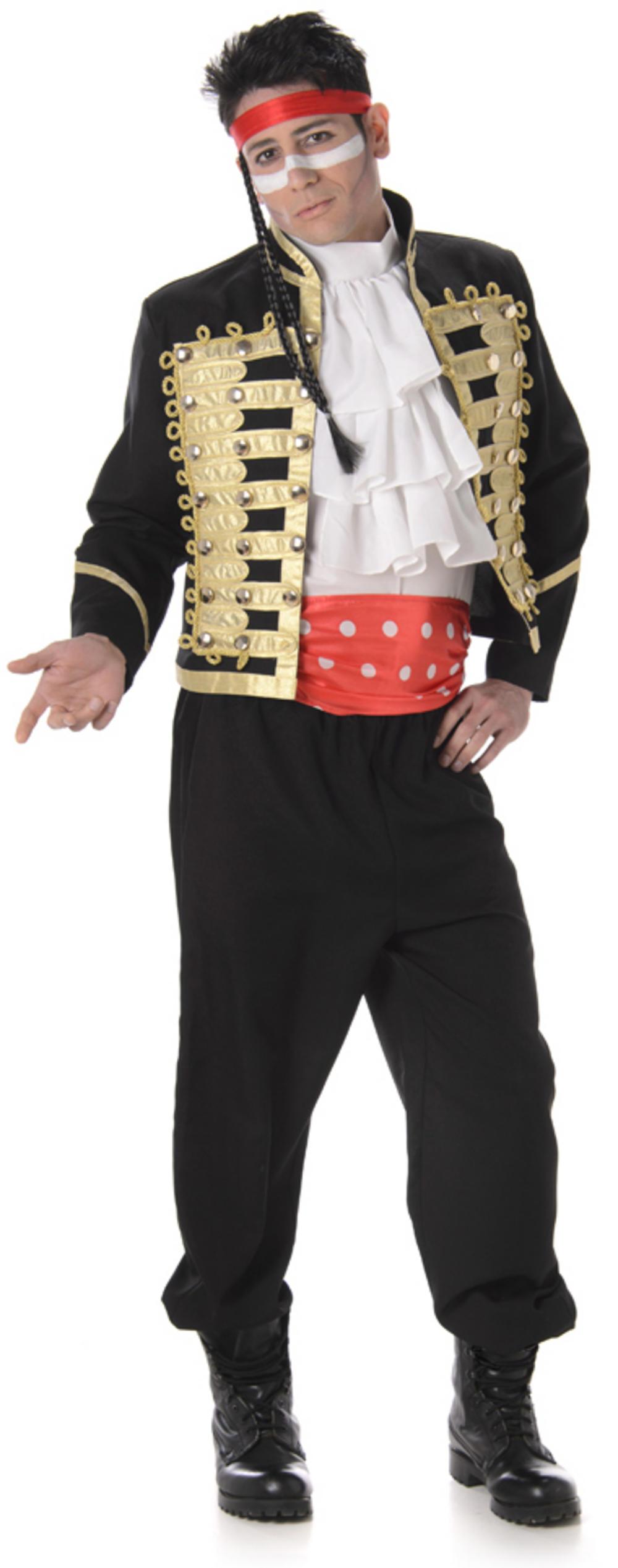 Prince Charming Mens Fancy Dress