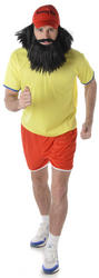 Long Distance Runner Mens Costume