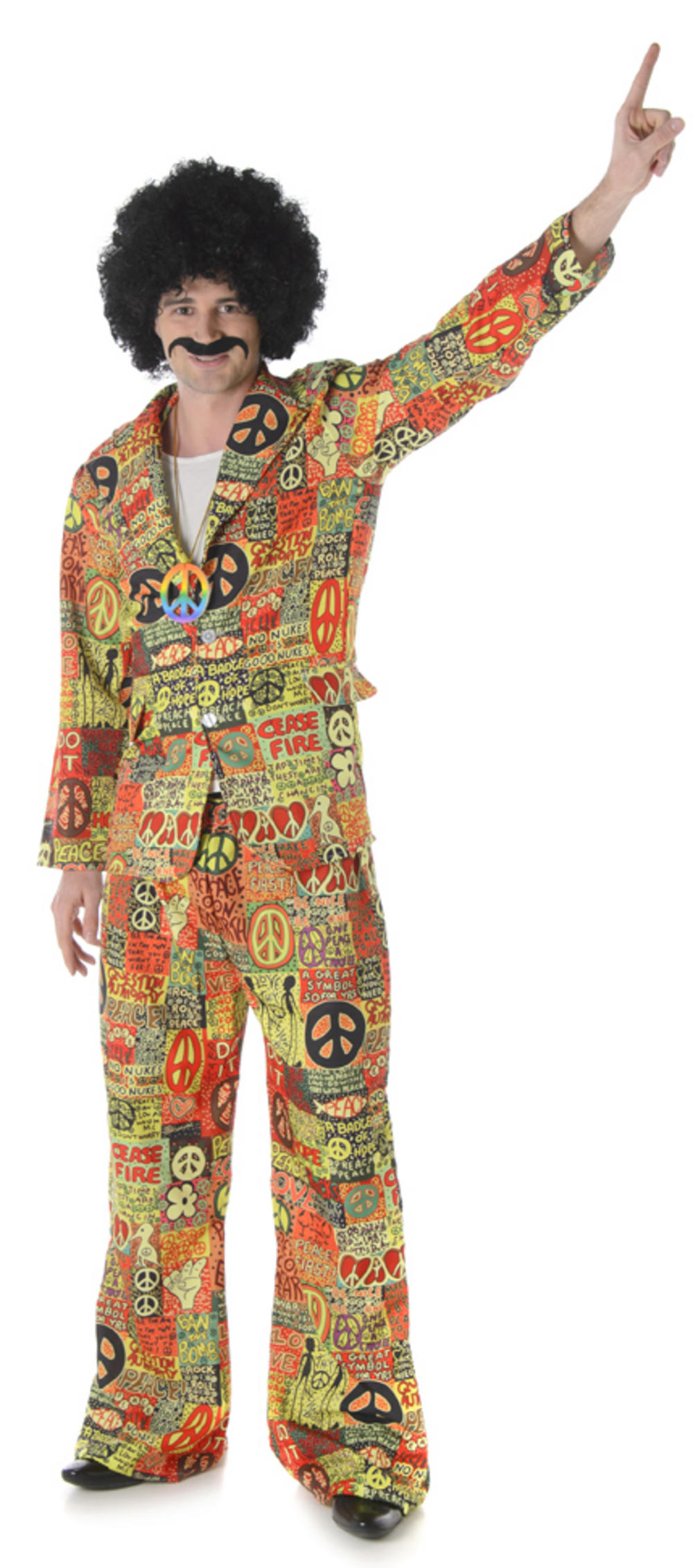 Groovy Suit Mens Costume