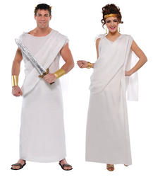 Unisex Toga Adults Costume