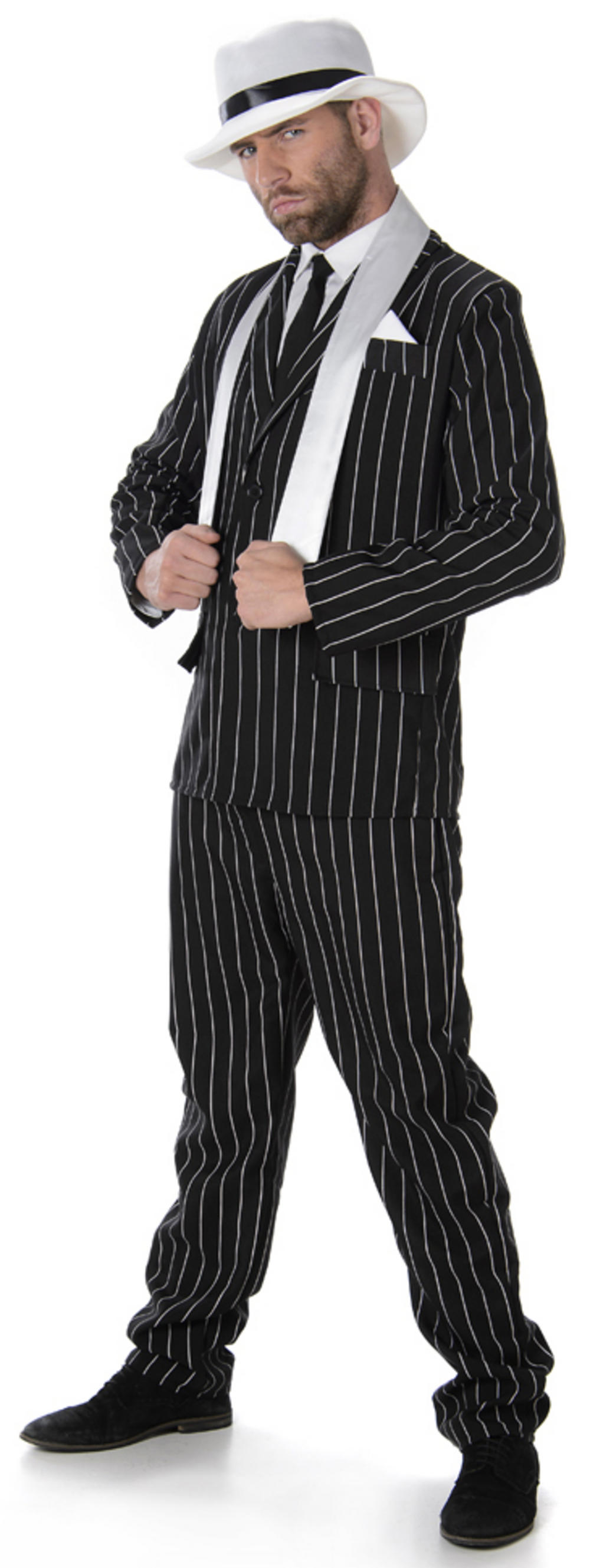 Gangster Boss Mens Costume