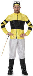 Jockey Mens Costume