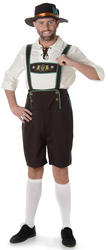 Bavarian Man Mens Costume