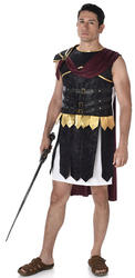Roman Soldier Mens Costume