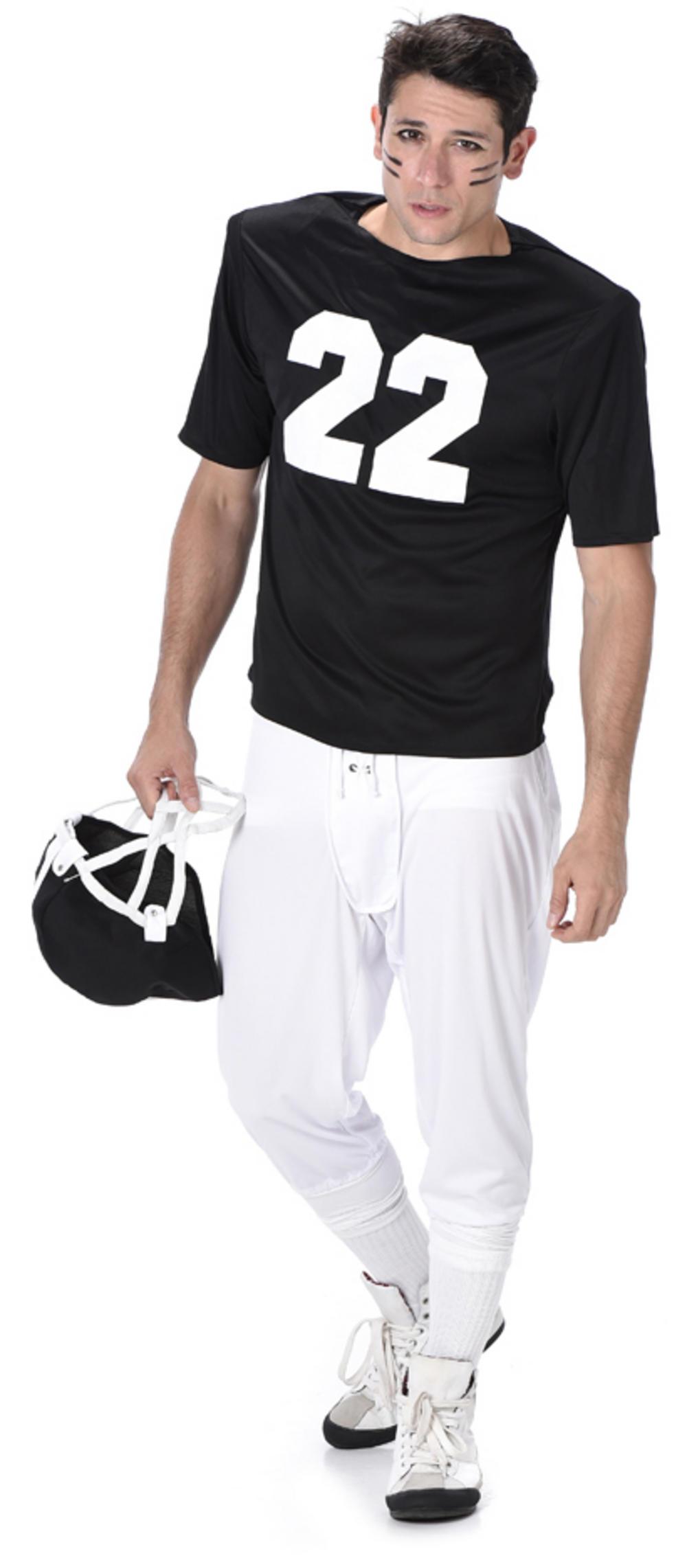 American Footballer Mens Costume