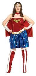 Wonder Woman Plus Size Costume