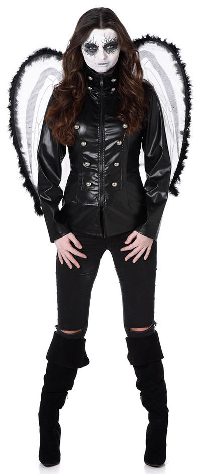 Fallen Angel Ladies Costume