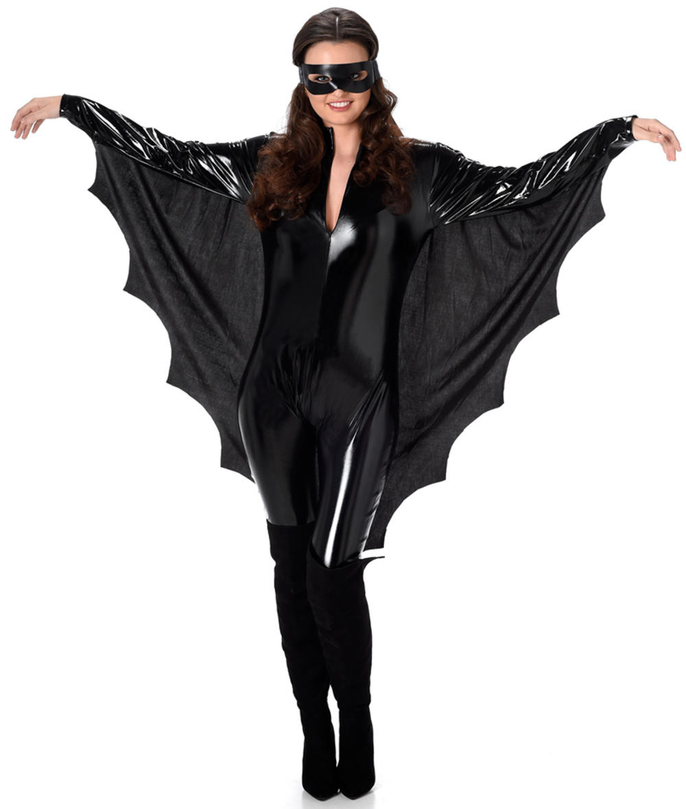 Vampire Bat Ladies Costume