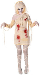 Zombie Mummy Ladies Costume