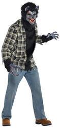 Rapid Werewolf Mens Costume