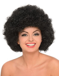 Black Afro Ladies Wig