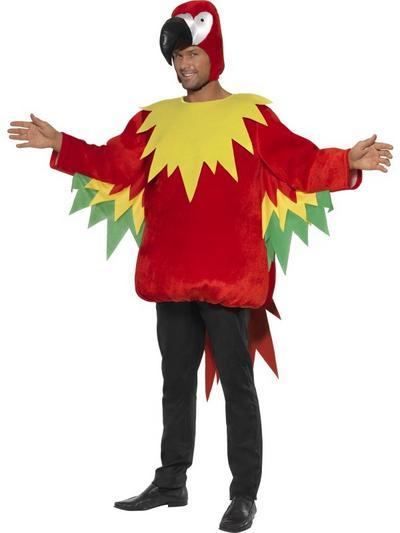 Parrot Fancy Dress