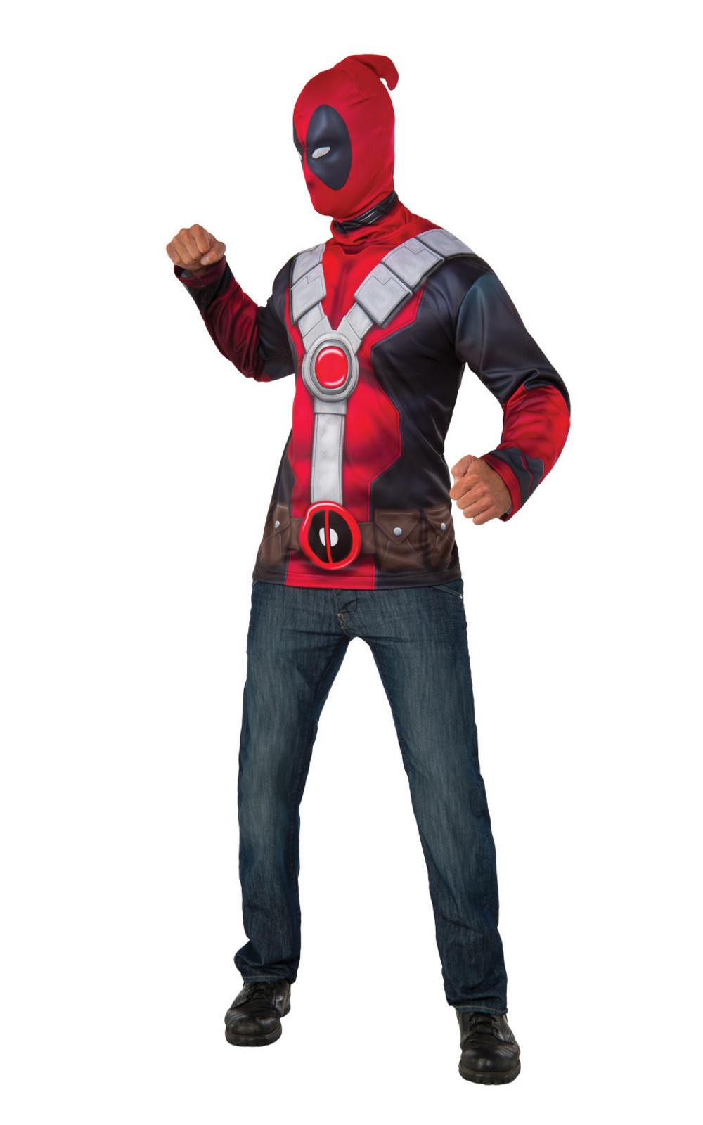 Deadpool Top Costume
