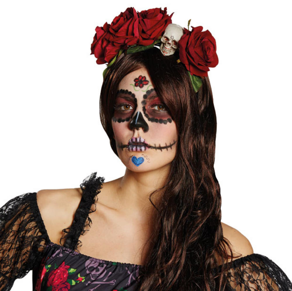 Day of the Dead Ladies Headband