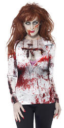 Zombie Female T-shirt