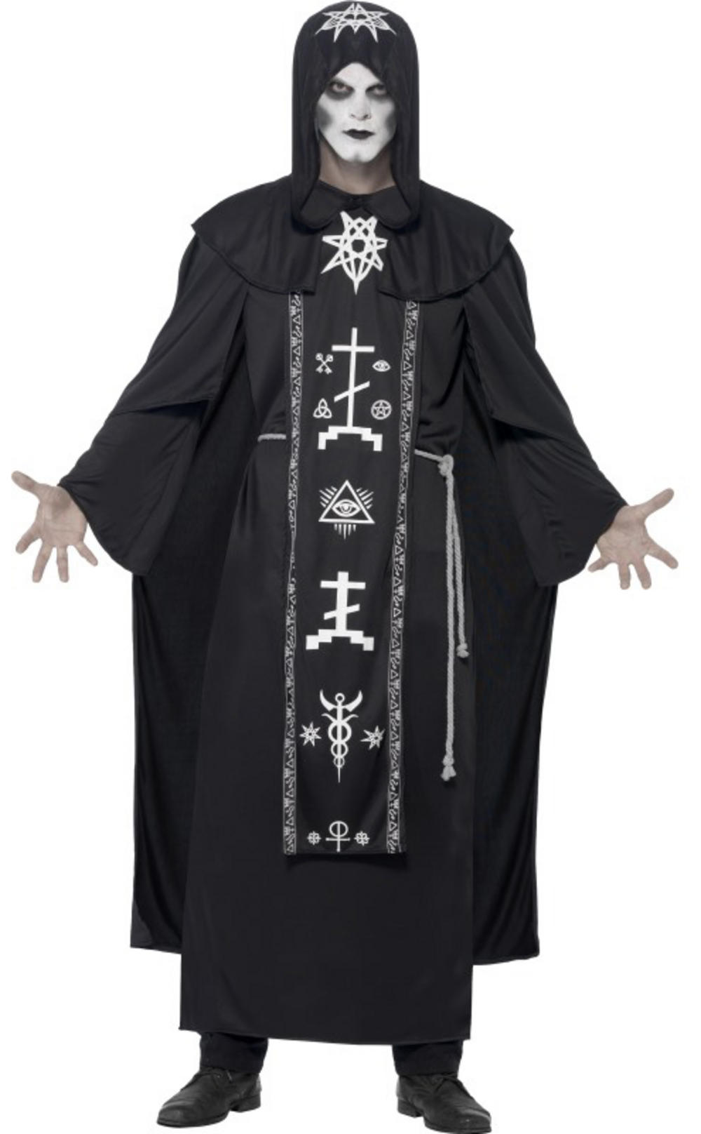 Dark Arts Ritual Adults Costume