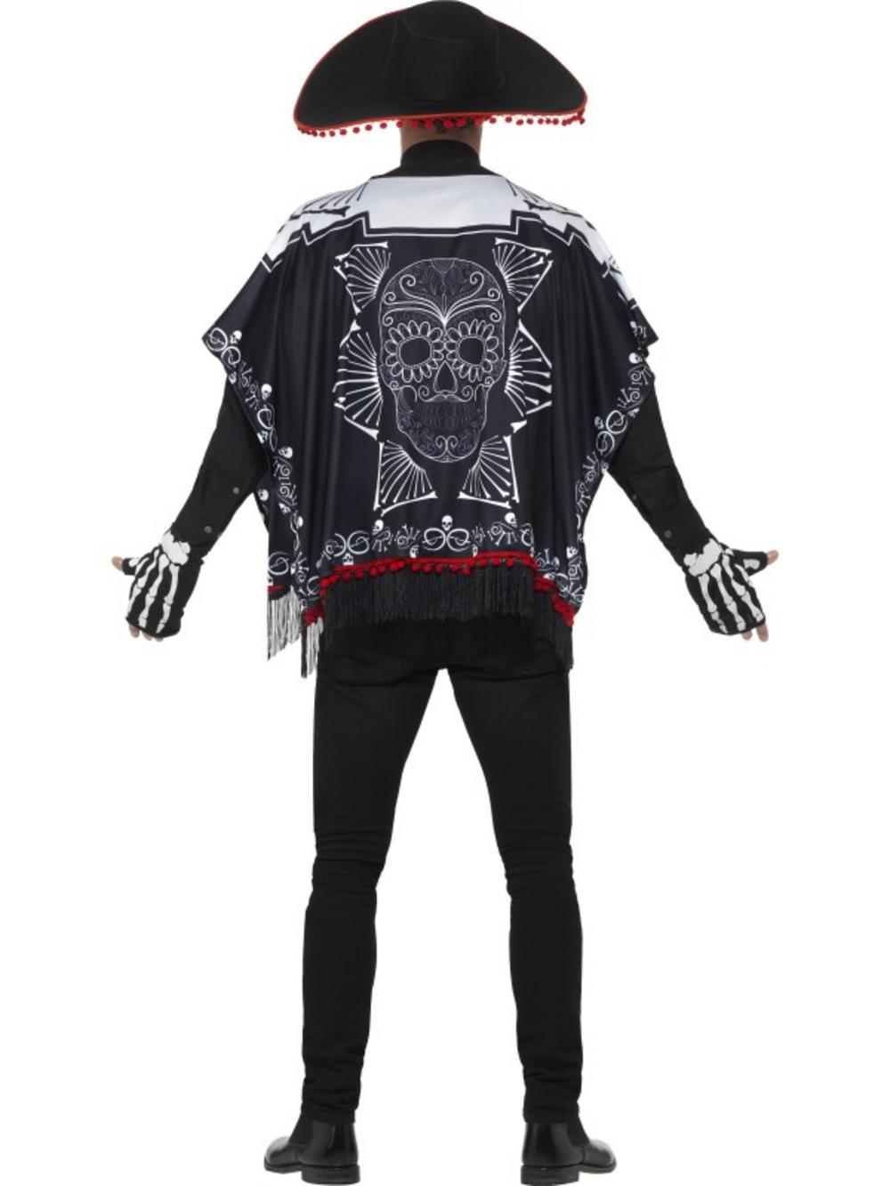 day of the dead bandit adults costume | all mens halloween costumes