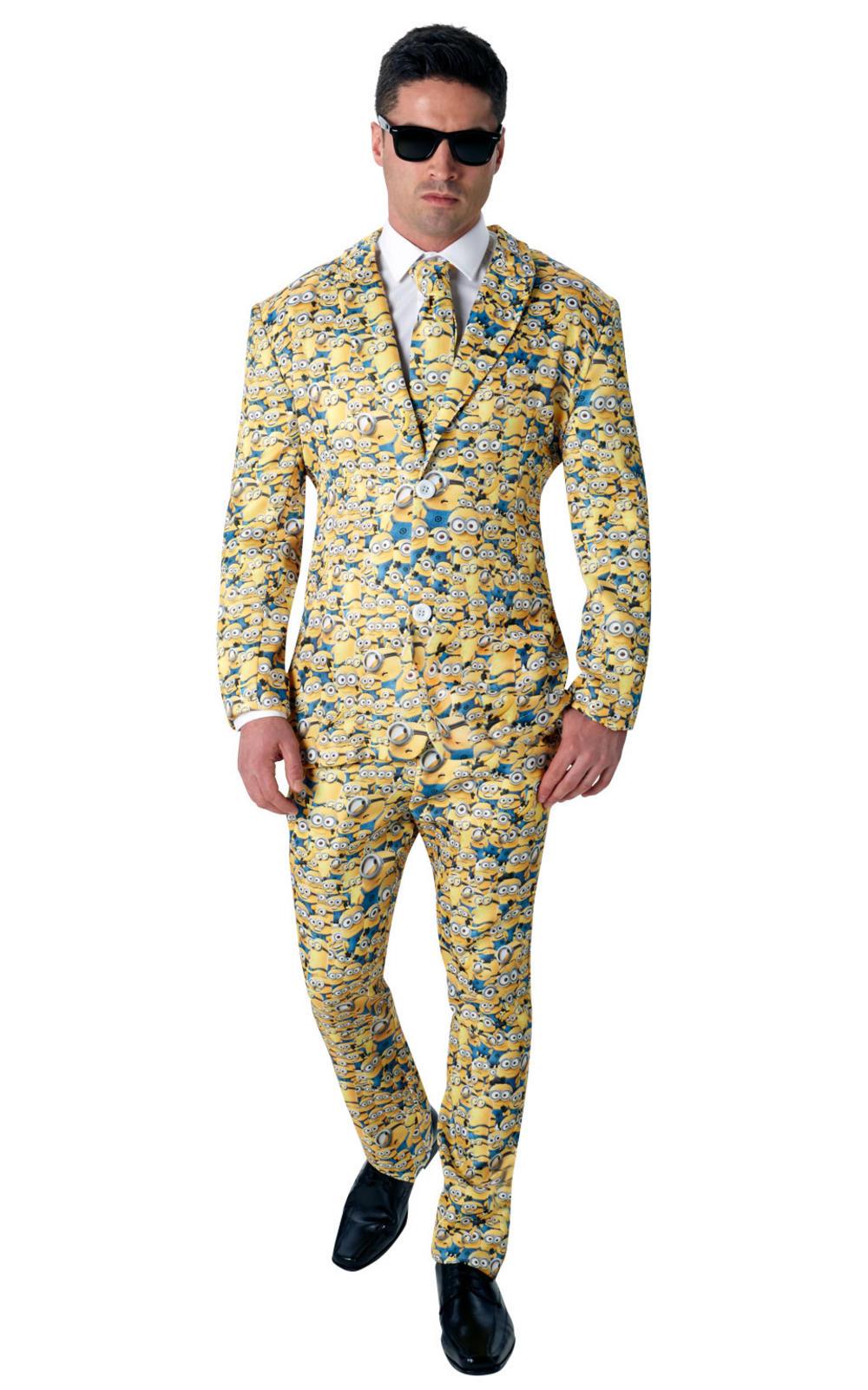 Minion Icon Suit