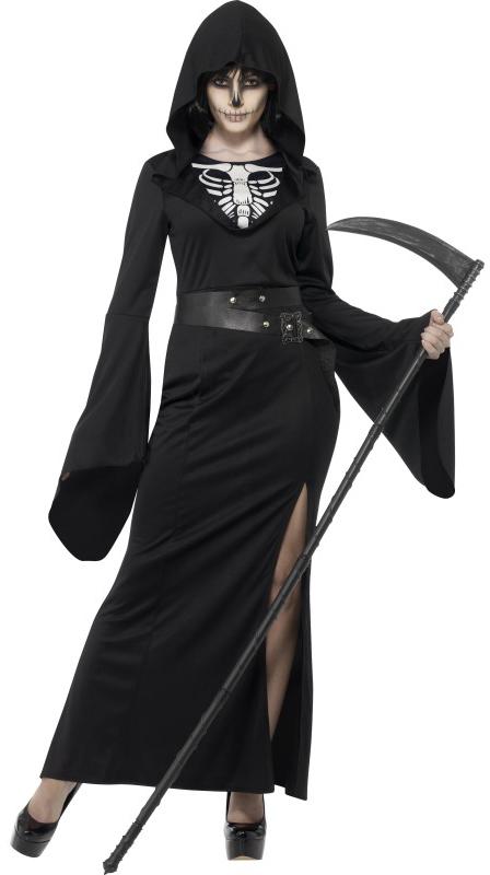 lady reaper ladies costume all ladies halloween costumes mega fancy dress. Black Bedroom Furniture Sets. Home Design Ideas