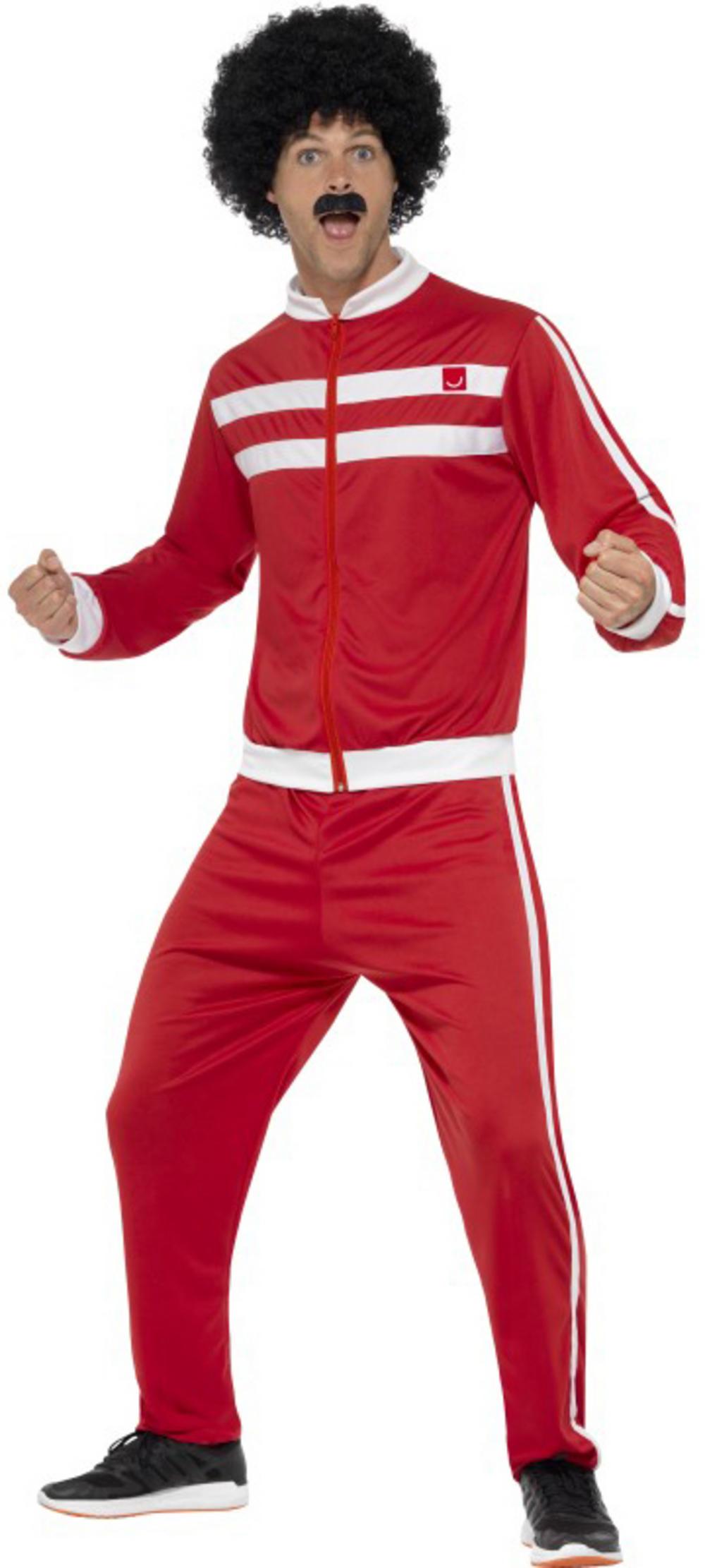 Scouser Tracksuit Mens Costume