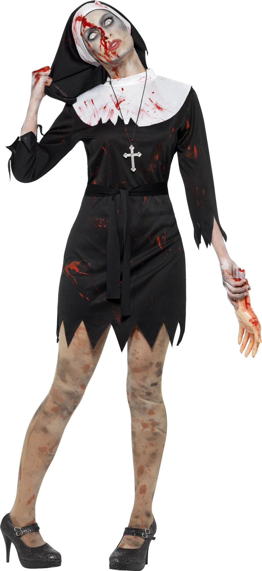 Zombie Sister Ladies Costume