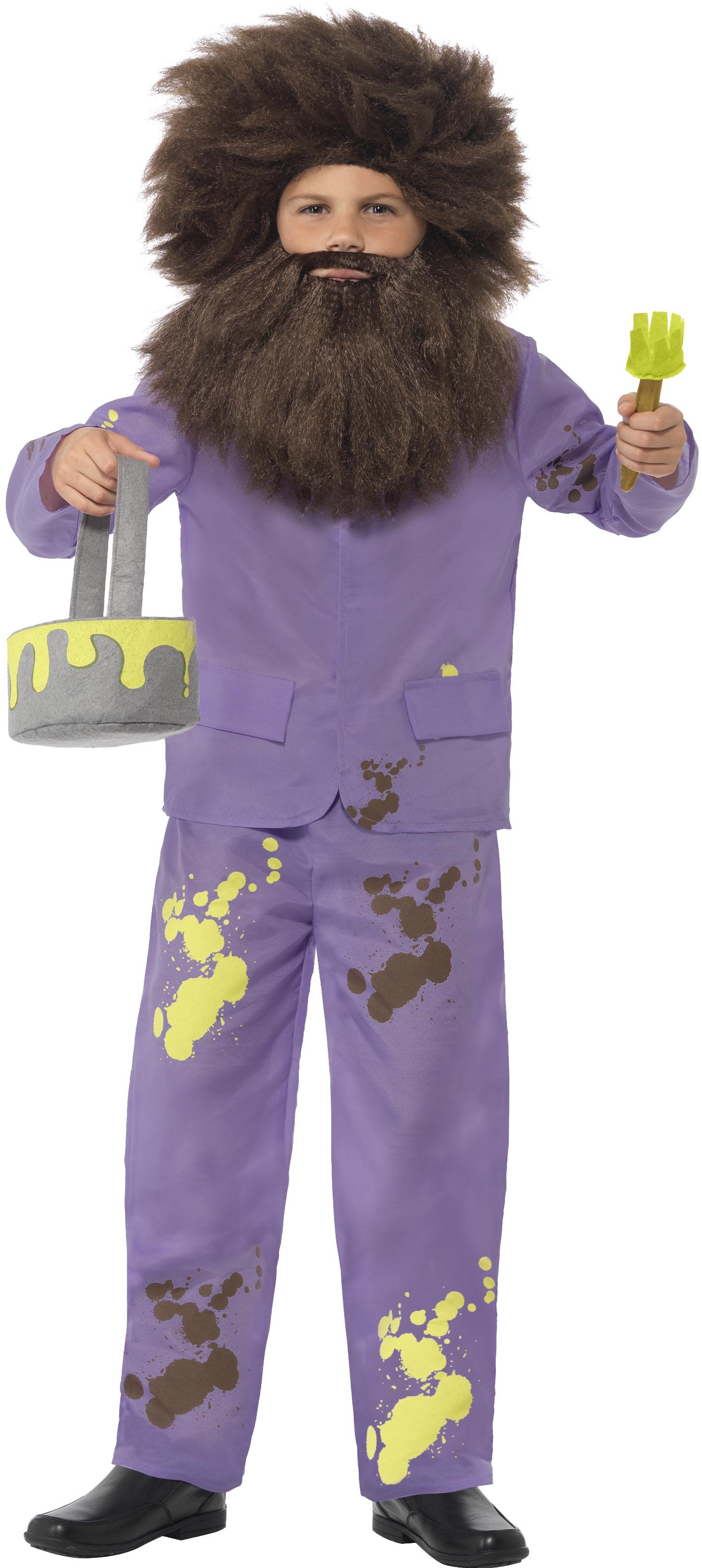 Roald Dahl Mr Twit Boys Costume | TV, Book and Film Costumes | Mega ...