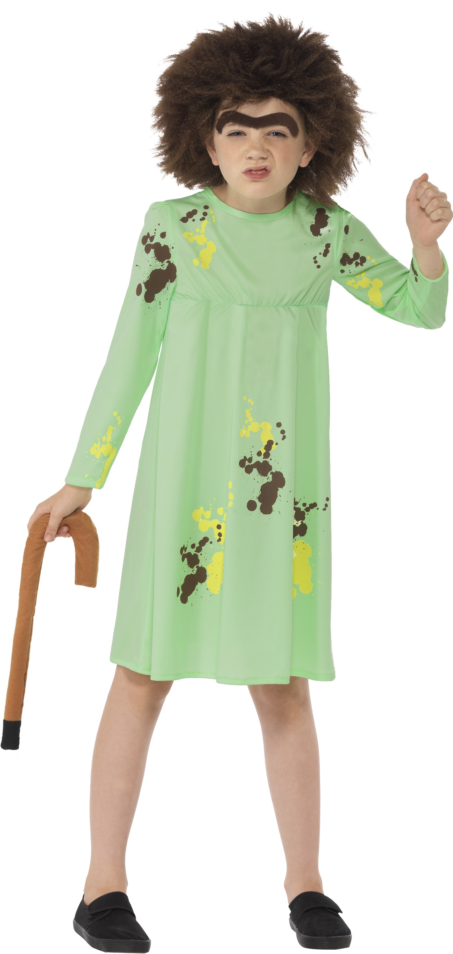 Awesome Roald Dahl Mrs Twit Girls Costume