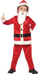 Jolly Santa Fancy Dress