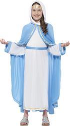 Nativity Mary Girls Costume